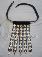 Roman Brass Decorative belt with Apron (Wearable)